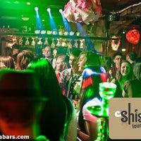 Снимок сделан в Shishas Lounge Bar пользователем Ilya L. 3/29/2013