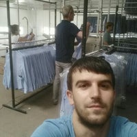 Photo taken at Martı tekstil by Ömer Ş. on 6/29/2016