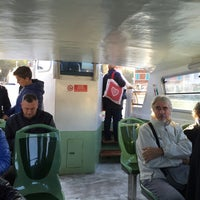 Photo taken at Imbarcadero ACTV Ferrovia by Massimo P. on 10/17/2015