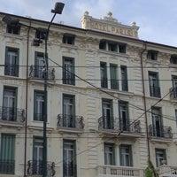 Photo taken at Hotel de Paris by Massimo P. on 5/2/2014