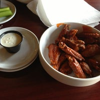 Photo taken at Buffalo Wings & Rings by Danielle L. on 1/8/2013