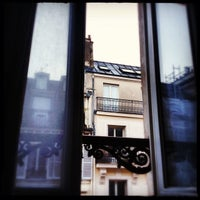 Photo taken at Hotel France Albion by Serena R. on 11/2/2013