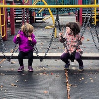 Photo taken at Park Slope Playground by Dan S. on 11/10/2013