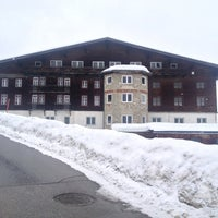 Photo taken at Sporthotel Gerlosplatte by Julia P. on 1/31/2013
