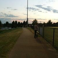 Photo taken at Herdklotz Park by Allison M. on 9/13/2013