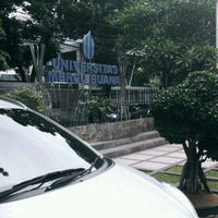 Photo taken at Universitas Mercu Buana by Feni W. on 10/30/2016