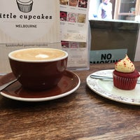 Photo taken at Little Cupcakes by Janet W. on 11/5/2017