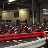 Photo taken at K1 Speed Irvine by Tara on 5/16/2017