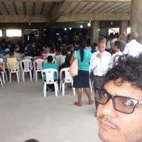 Photo taken at Igreja Evangélica Assembléia de Deus em Salvador - Iguatemi [Adesal Iguatemi] by Jeferson B. on 11/15/2015