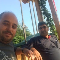 Photo taken at Alparslan Türkeş Parkı by Mehmet D. on 10/8/2016