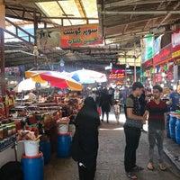 Photo taken at Mahmudabad Fruit Market | بازار روز محمود آباد by SaMaN on 8/28/2017
