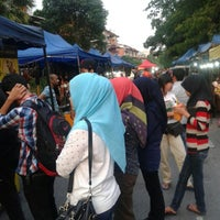 Photo taken at Pasar Malam Seksyen 17 by Farahin 9. on 2/9/2016