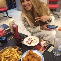 Photo taken at zeycem coiffure by Zeynep K. on 12/9/2015