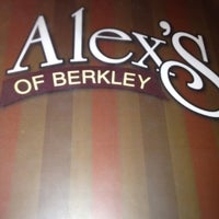 Photo taken at Alex's of Berkley by Vikki W. on 4/21/2013