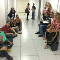Photo taken at Faculdade IBHES FACEMG 2 by Pâmella #. on 11/21/2015