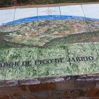 Photo taken at Mirador Del Pico De Jarrio by Jose Ignacio B. on 8/19/2013