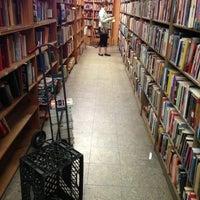 Photo taken at Mercer Street Books by Jocelyn G. on 8/7/2013