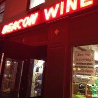 Photo taken at Beacon Wines & Spirits by Jocelyn G. on 3/2/2014