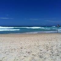 Photo taken at Main Beach by Krystle N. on 1/20/2013
