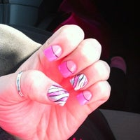 Photo taken at Forever French Nails & Organic Salon by Jandi N. on 2/17/2013