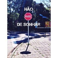 Photo taken at Avenida Silva Jardim by Larissa M. on 12/5/2015