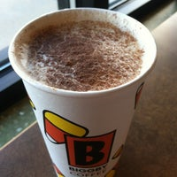 Photo taken at Biggby Coffee by Courtnie S. on 10/12/2012