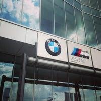 Photo taken at Авилон BMW by Daria T. on 7/8/2013
