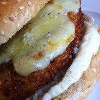 Photo taken at Gourmet Burger Kitchen (Basingstoke) by Sara F. on 3/31/2013