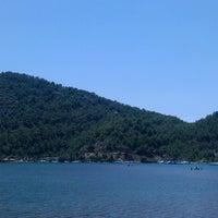 6/11/2013 tarihinde Hilal Y.ziyaretçi tarafından Kız Kumu Plajı'de çekilen fotoğraf