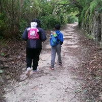 Photo taken at Bermuda Railway Trail by Dawny B. on 2/20/2015