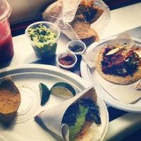 Снимок сделан в Los Tacos No.1 пользователем Kasey T. 6/15/2013