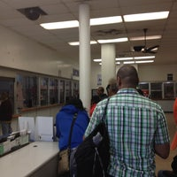 Photo taken at US Post Office - Morningside Station by Alessandra B. on 5/4/2013