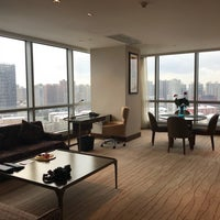 Photo taken at Four Points by Sheraton Shanghai, Daning by Ivan Z. on 1/26/2018