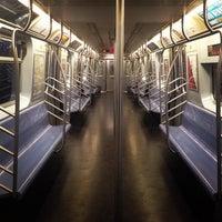 Photo taken at MTA Subway - Canarsie/Rockaway Pkwy (L) by E. J. W. on 3/27/2013