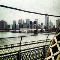 Photo taken at MTA Subway - Manhattan Bridge (B/D/N/Q) by E. J. W. on 3/16/2013