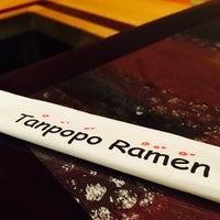 Photo taken at Tanpopo Ramen House by Heather D. on 3/30/2016