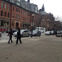 Photo taken at Newbury Street by Abby S. on 1/28/2013