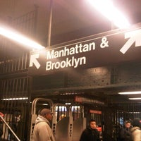 Photo taken at MTA Subway - Burnside Ave (4) by Keith (Keefy) C. on 2/4/2013