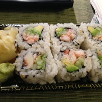 Photo taken at Doma Sushi by Adrienne on 3/8/2013