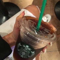 Photo taken at Starbucks by . on 1/11/2016