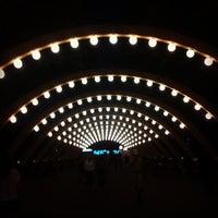 Photo taken at Sokolniki Park by ΛGΛYΛN on 7/13/2013