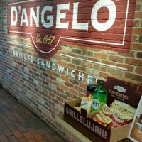 Photo taken at D'Angelo Grilled Sandwiches by Rob W. on 6/19/2016