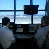 Foto tirada no(a) TWR SBGR - Controle de Tráfego Aéreo por Nelson B. em 5/2/2013