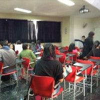 Photo taken at Facultad de Psicología PUCP by Stephany O. on 11/22/2012