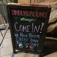 Photo prise au Underground Lounge par OA S. le3/23/2014