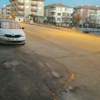 Photo taken at Bahçeli Parkı by Ömer B. on 12/9/2016