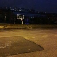 Photo taken at Bahçeli Parkı by Ömer B. on 12/13/2016