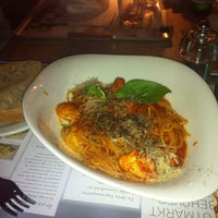 Photo taken at Vapiano by white on 6/1/2013