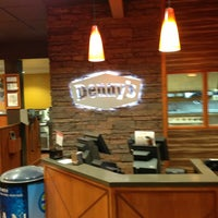 Photo taken at Denny's by Eric U. on 7/14/2013