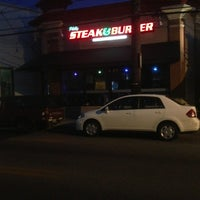 Photo taken at Philly Steak & Burger by Brian D. on 6/3/2013